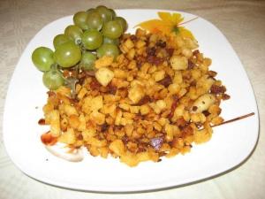 receta Migas de las yayas Carmen y Rafaela