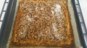 receta COCA DE LLARDONS O CHICHARRONES