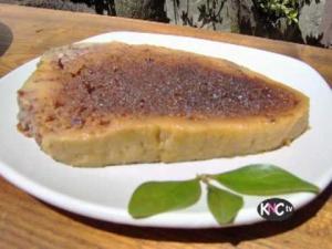 receta Koba Akondro ( MADAGASCAR )